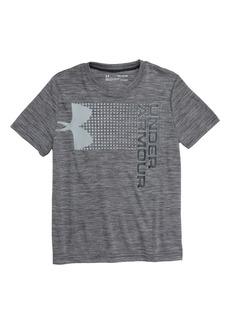 Under Armour Crossfade HeatGear® Graphic T-Shirt (Big Boys)