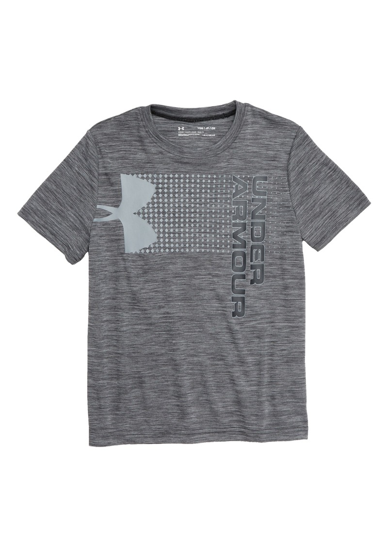 Under Armour Crossfade HeatGear® Graphic T-Shirt (Big Boys)