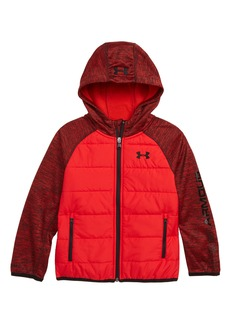 Under Armour Day Trekker Water Resistant ColdGear® Hooded Puffer Jacket (Toddler Boys & Little Boys)