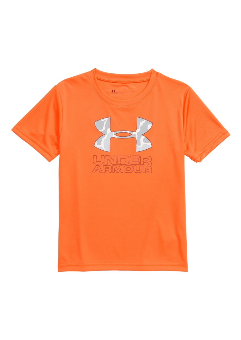 Under Armour Diverge Logo HeatGear® T-Shirt (Toddler Boys & Little Boys)