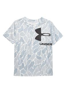 Under Armour Diverge Multi Logo T-Shirt (Toddler Boys & Little Boys)