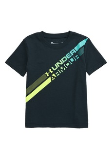 Under Armour Division Blend Graphic Tee (Toddler)