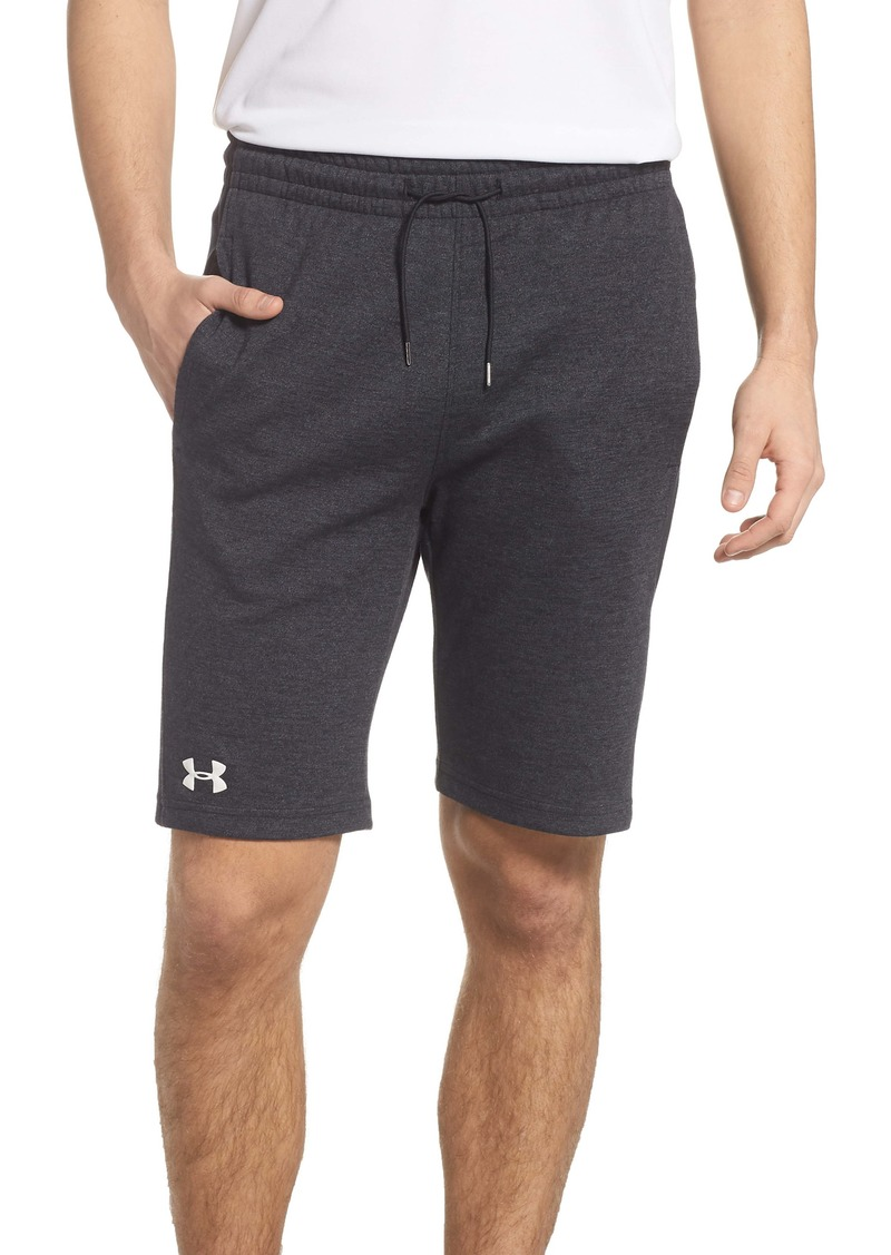 Under Armour Double Knit Athletic Shorts