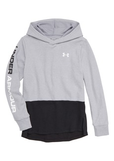 Under Armour Double Knit Hoodie (Big Boys)