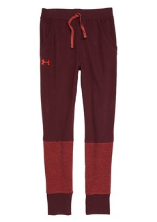 Under Armour Double Knit Sweatpants (Big Boys)