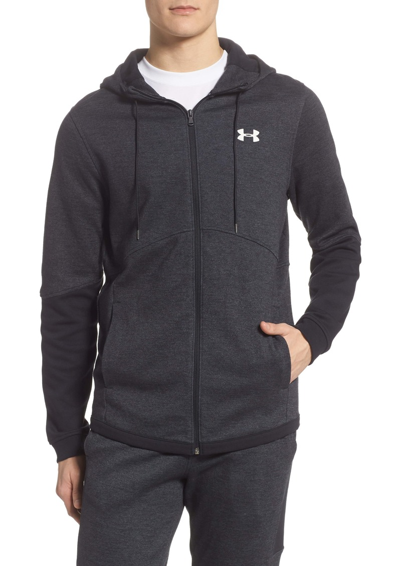 Under Armour Double Knit Zip Hoodie