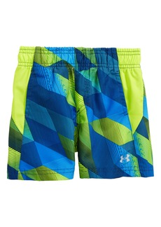 Under Armour Electric Field Volley Swim Trunks (Baby Boys)