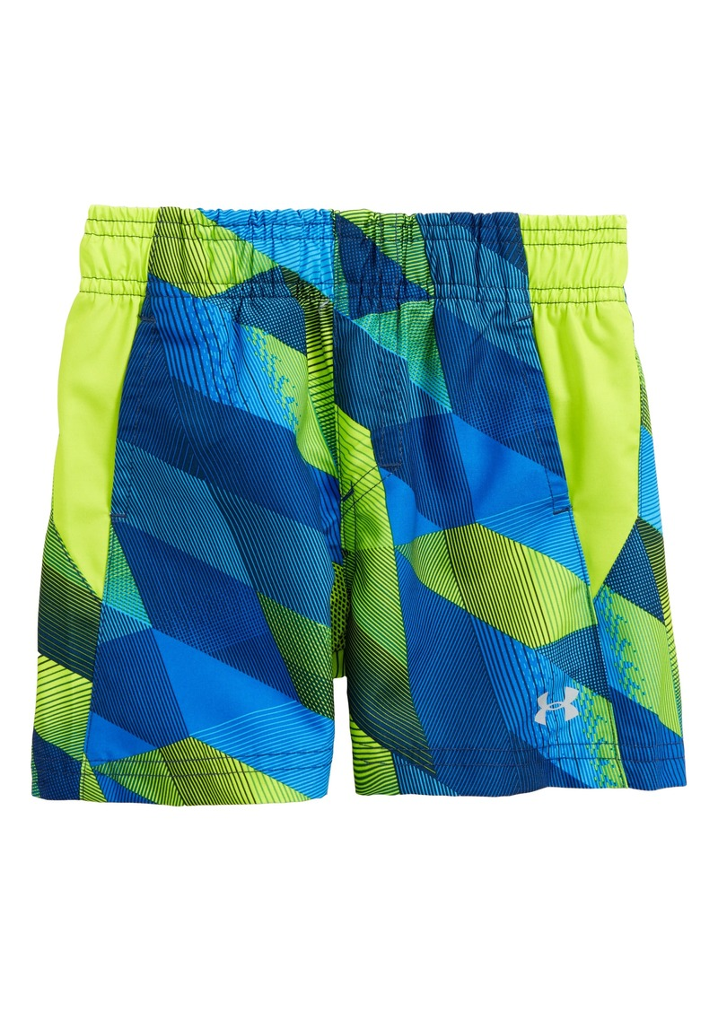 c97ba82e79 Under Armour Under Armour Electric Field Volley Swim Trunks (Baby ...