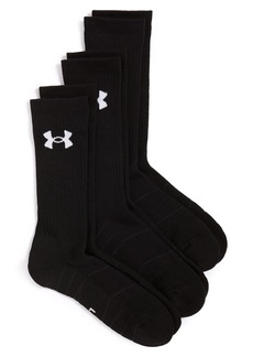 Under Armour Elevated Performance 3-Pack Socks