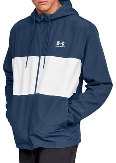 Under Armour Embroidered Logo Jacket