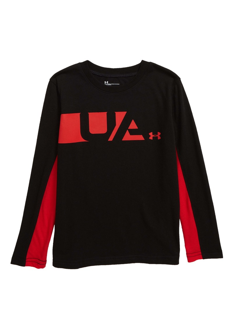 Under Armour Equipped HeatGear® T-Shirt (Toddler Boys & Little Boys)