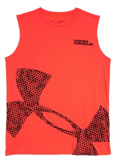 Under Armour Exploded Logo Tank (Big Boy)