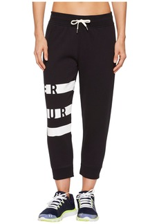 Under Armour Favorite Fleece Graphic Capri