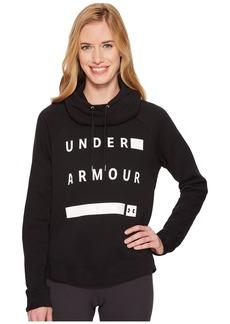 Under Armour Favorite Fleece Graphic Pullover