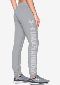 Under Armour Favorite Fleece Sweatpants