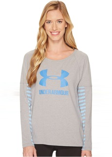 Under Armour Favorite Sportstyle Long Sleeve