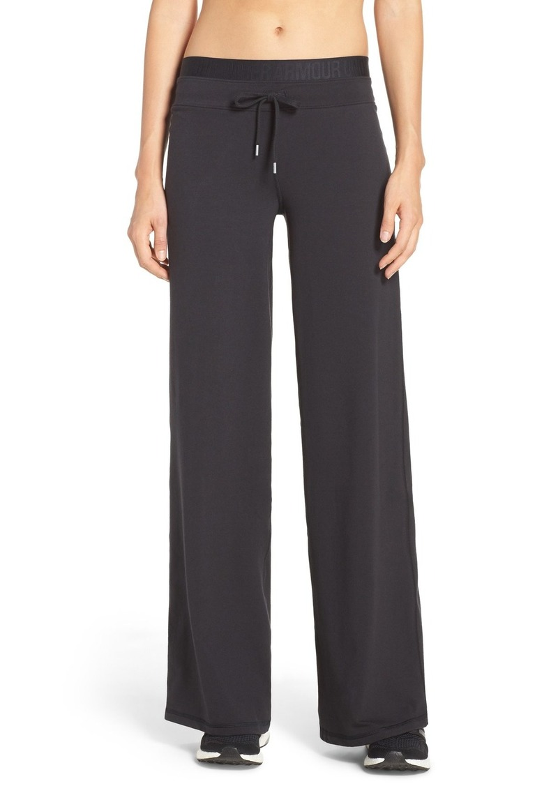 Under Armour 'Favorite' Wide Leg Pants
