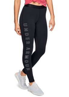 Under Armour Favorite Wordmark Leggings