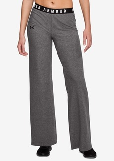 Under Armour Favorites Wide-Leg Sweatpants