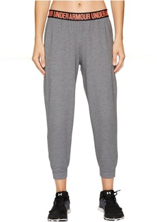 Under Armour Featherweight Fleece Crop Pants