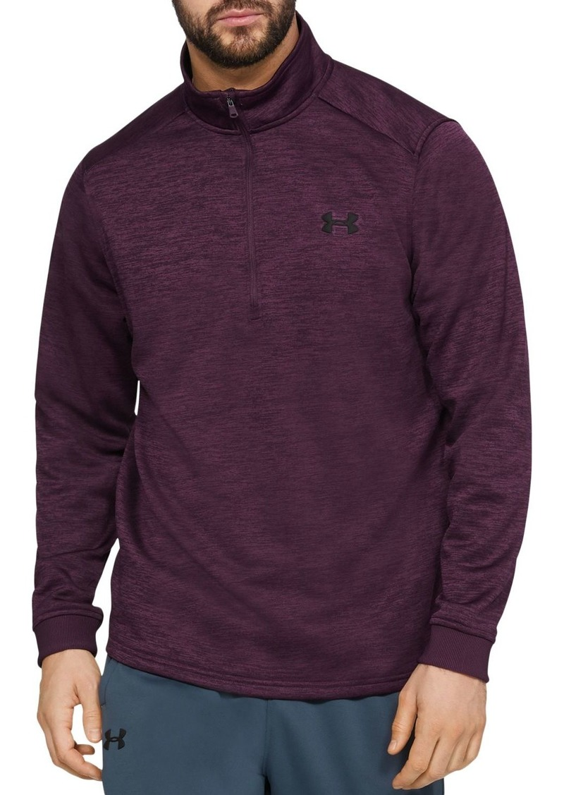 Under Armour Fleece Half-Zip Sweatshirt