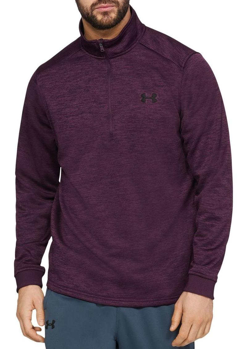 Under Armour Fleece Half-Zip Sweatshirt