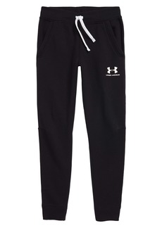 Under Armour Fleece Jogger Pants (Big Boy)