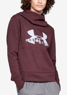 Under Armour Fleece Logo Hoodie