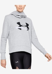 Under Armour Fleece Logo Hoodie