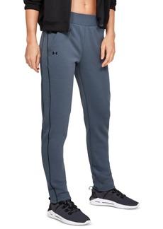 Under Armour Double Knit Fleece Track Pants