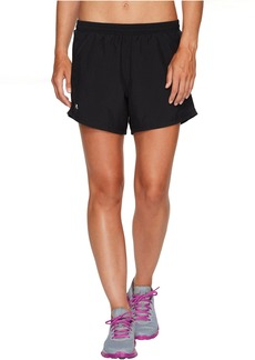 Under Armour Fly By 5in Shorts