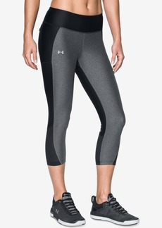 Under Armour Fly By HeatGear Running Capri Leggings