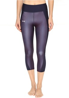 Under Armour Fly by Printed Capris