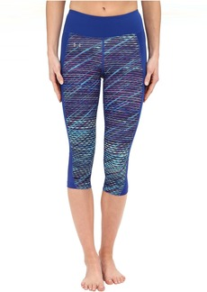 Under Armour Fly By Printed Run Capris