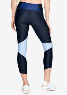 Under Armour Fly Fast Cropped HeatGear Leggings