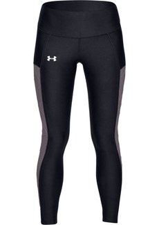 Under Armour Fly Fast Raised Thread Cropped Running Leggings