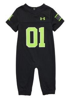 Under Armour Football Jersey Romper (Baby Boys)