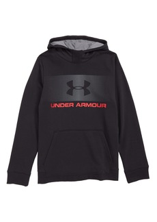 Under Armour French Terry Hoodie (Big Boys)