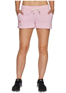 Under Armour French Terry Shorty Shorts