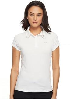 Under Armour Golf Zinger UPF Short Sleeve Polo
