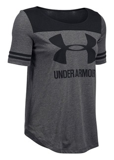 Under Armour® Graphic Baseball Tee