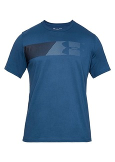 Under Armour Graphic Cotton Blend Tee