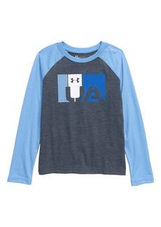 Under Armour Graphic Raglan Shirt (Toddler Boys & Little Boys)