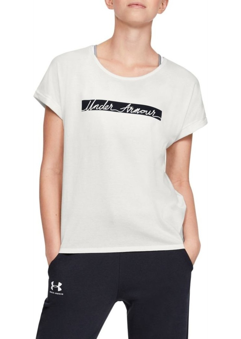 Under Armour Graphic Sports Tee