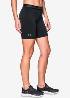 "Under Armour HeatGear 7"" Compression Shorts"