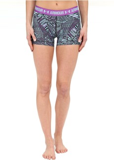 "Under Armour HeatGear® Armour 3"" Printed Shorty"