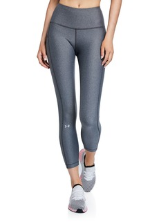 Under Armour HeatGear Armour High-Rise Ankle Crop Leggings