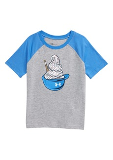 Under Armour HeatGear® Baseball Ice Cream Graphic Tee (Toddler & Little Boy)