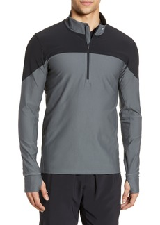Under Armour HeatGear® Colorblock Half Zip Pullover