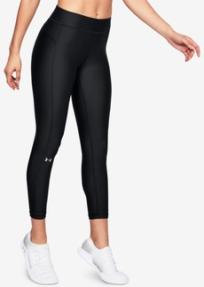 Under Armour HeatGear Compression Ankle Leggings